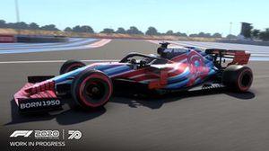 Screenshot F1 2020