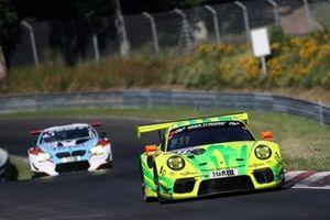 #911 Manthey Racing Porsche 911 GT3 R: Julien Andlauer, Mathieu Jaminet, Lars Kern