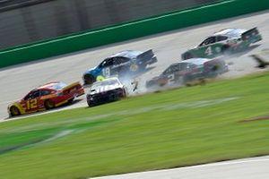 Dreher: Jimmie Johnson, Hendrick Motorsports, Chevrolet Camaro Ally