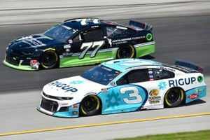 Austin Dillon, Richard Childress Racing, Chevrolet Camaro RigUp, Josh Bilicki, Spire Motorsports, Chevrolet Camaro Austin Hatcher Foundation