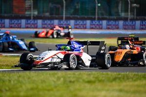 David Schumacher, Charouz Racing System et Sophia Floersch, Campos Racing