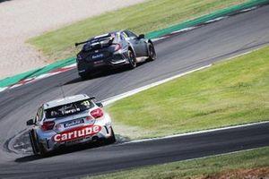 Adam Morgan, Carlube Triple R Racing with Cataclean & Mac Tools Mercedes-Benz A-Class
