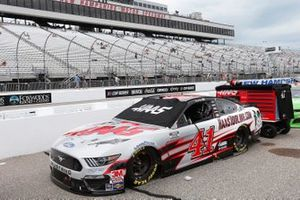 Cole Custer, Stewart-Haas Racing, HassTooling.com Ford Mustang