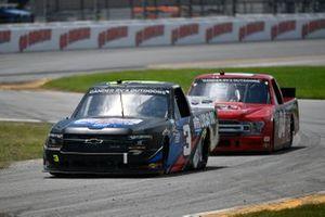 Jordan Anderson, Jordan Anderson Racing, Chevrolet Silverado Lucas Oil/Bommarito.com, Cory Roper, Roper Racing, Ford F-150 PIC