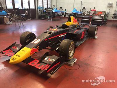 Présentation Dallara GP3, Yves Hängärtner