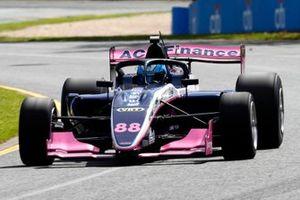 Jordan Michels, Australian Racing Enterprise