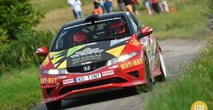 Dariusz Badura, Janusz Wołek, Honda Civic