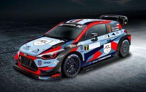 Pierre-Louis Loubet, Vincent Landais, Hyundai i20 WRC