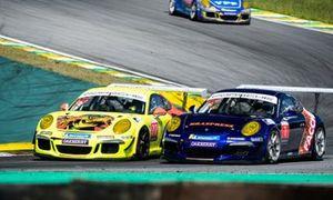 Urubatan Jr e Francisco Horta disputam a vitória na - Porsche