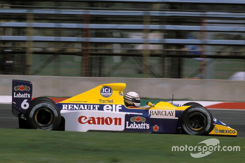 #6: Riccardo Patrese (Williams)