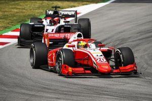 Mick Schumacher, Prema Racing, Christian Lundgaard, Art Grand Prix
