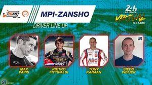Line-up #12 MPI-Zansho