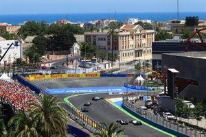 La course du GP d'Europe