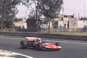 John Surtees, TS7 Ford