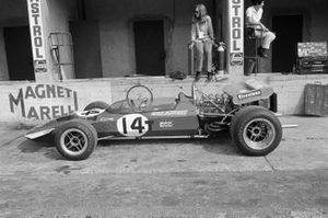 John Surtees' Surtees TS7 Ford spare 'T' car