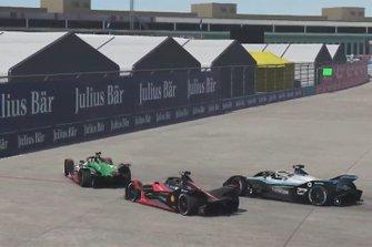 Daniel Abt, Audi Sport ABT Schaeffler, Oliver Rowland, Nissan e.Dams, Stoffel Vandoorne, Mercedes Benz EQ