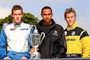 Lewis Hamilton, kampioen Formule Renault 2.0 (2003)