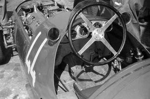 Volante del monoplaza de Franco Rol, OSCA 4500G Osca