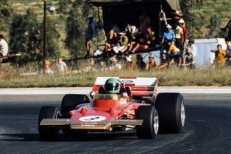 Reine Wisell, Lotus 72C Ford