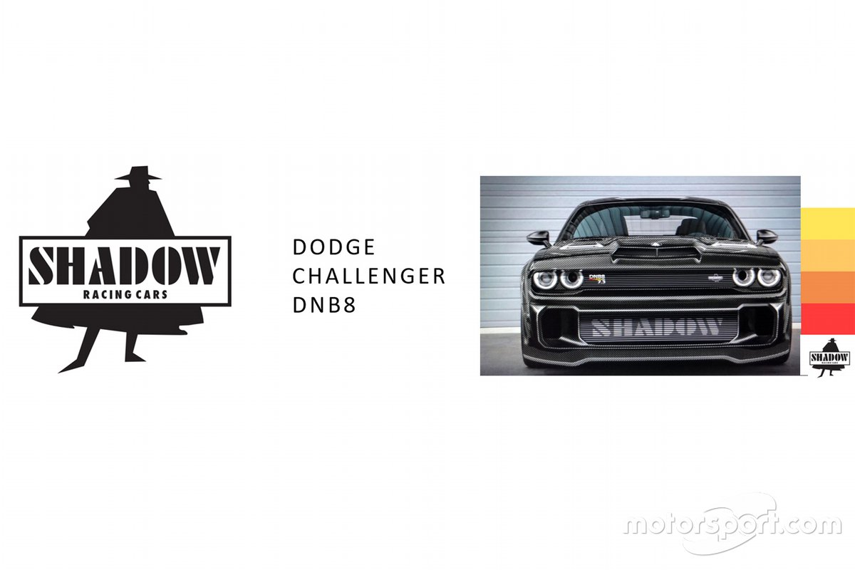 Shadow Racing Cars, Dodge Challenger DNB8