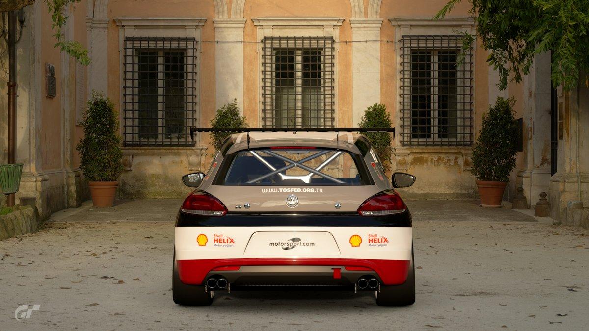 Volkswagen Scirocco Gr.4, Gran Turismo Sport