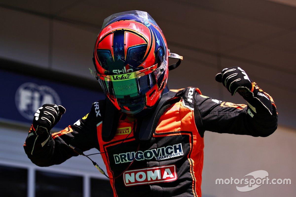 Ganador Felipe Drugovich, MP Motorsport