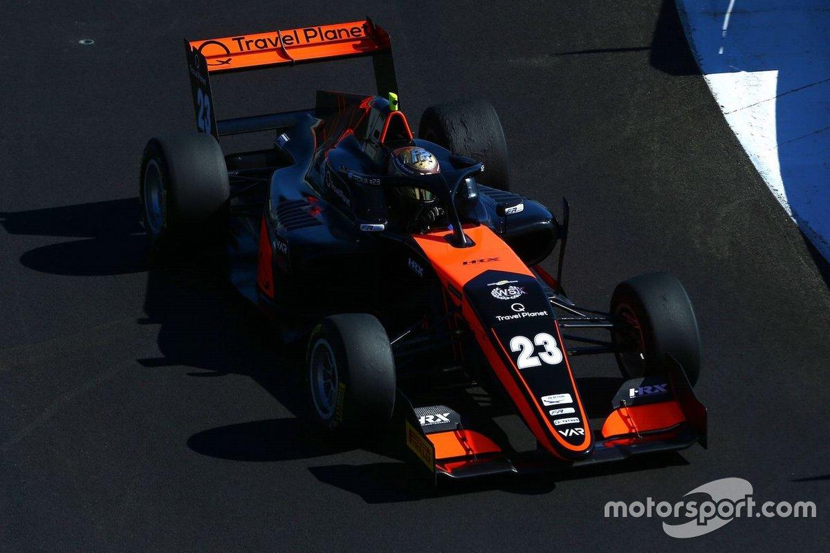 Regalia Facu, Van Amersfoort Racing