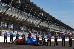 Scott Dixon, Chip Ganassi Racing Honda and team