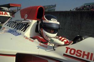 Aguri Suzuki, Footwork FA14