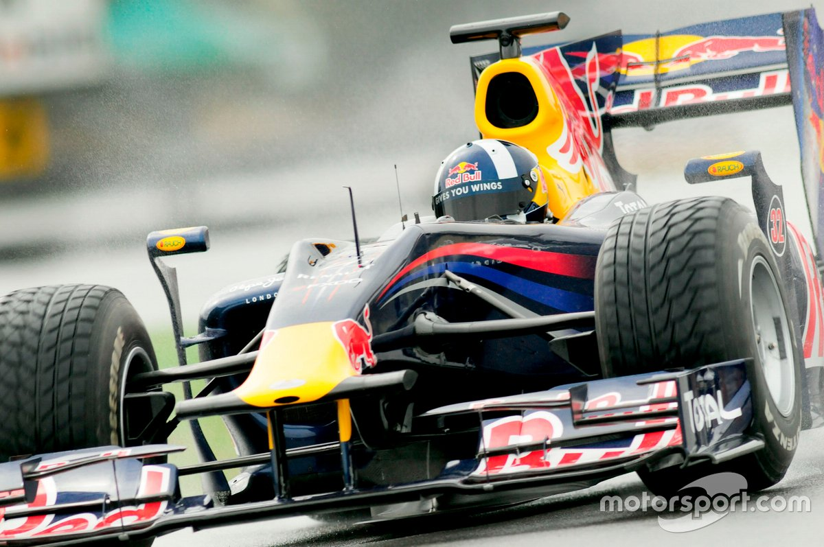 David Coulthard, Red Bull Racing, Autódromo de Tocancipá