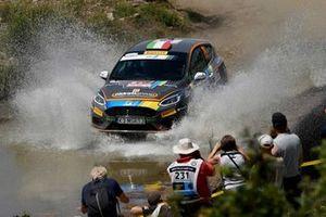 Enrico Oldrati, Elia De Guio, Ford Fiesta R2T