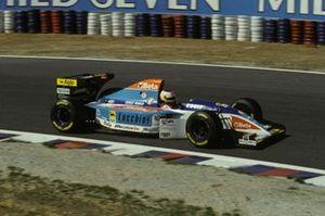 Michele Alboreto, Minardi M193B