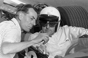 Ron Tauranac, Jack Brabham, Brabham BT24 Repco