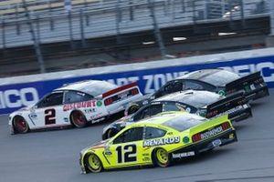 Ryan Blaney, Team Penske, Ford Mustang Menards / Knauf Brad Keselowski, Team Penske, Ford Mustang Discount Tire