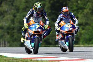 Lorenzo Baldassarri, Pons HP40, Hector Garzo, Pons HP40