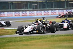 Christian Lundgaard, ART Grand Prix and Louis Deletraz, Charouz Racing System
