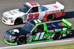 Spencer Davis, Spencer Davis Motorsports, Toyota Tundra, Kevin Donahue, Reaume Brothers Racing, Toyota Tundra