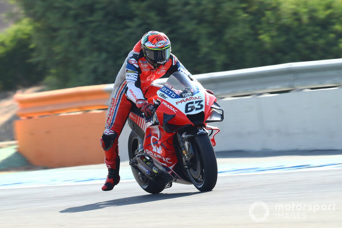 Francesco Bagnaia, Pramac Racing