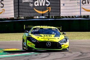 #100 GetSpeed Performance Mercedes-AMG GT3: Fabian Schiller, Maximilian Buhk, Alessio Lorandi
