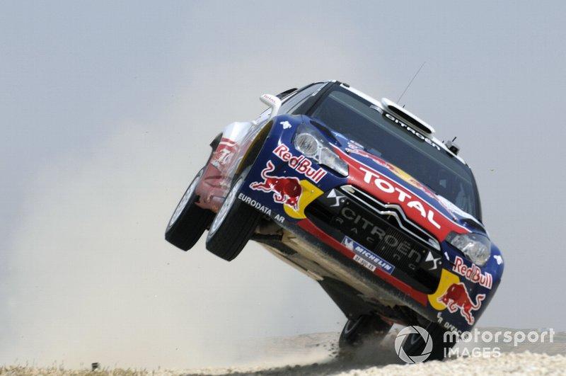 Der Lohn ist die Beförderung in das Werksteam von Citroen, für das Ogier in der Saison 2011 fünf WM-Rallyes gewinnt. In der Gesamtwertung landet er hinter seinem Teamkollegen Sebastien Loeb und Ford-Pilot Mikko Hirvonen auf Rang drei.