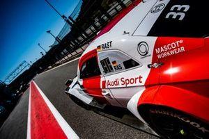 Car of René Rast, Audi Sport Team Rosberg, Audi RS 5 DTM