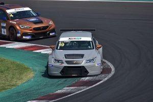 Eric Scalvini, Cupra TCR, Scuderia del Girasole by Cupra Racing