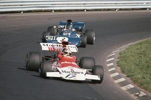 Jean-Pierre Beltoise, BRM P180, Patrick Depailler, Tyrrell 004