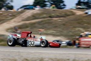 Skip Barber, March 711 Ford, GP del Canada del 1971