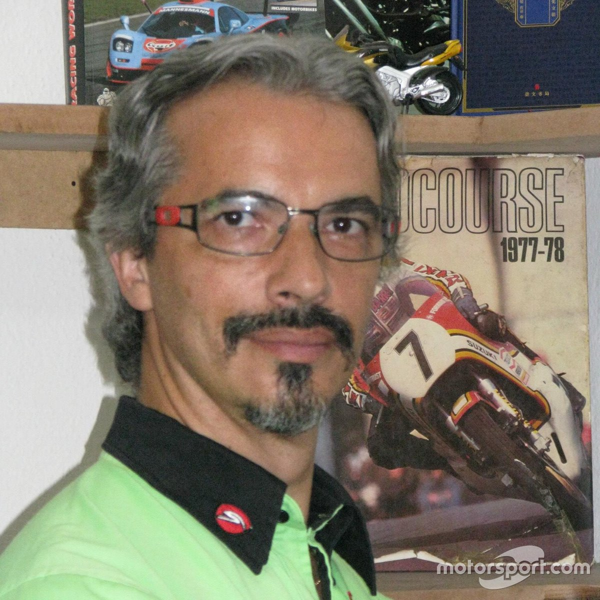 Arlindo Romero, criador do projeto 3AR