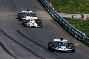 Rolf Stommelen, Surtees TS9 Ford, Peter Gethin, British Racing Motors P160, John Surtees, Surtees TS9 Ford