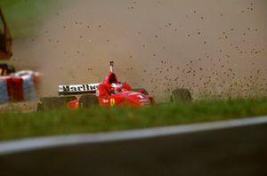 Ausritt: Michael Schumacher, Ferrari F310