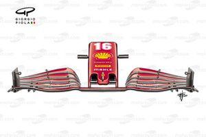 Переднее крыло Ferrari SF1000