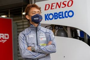 脇阪寿一監督 Juichi Wakisaka(#39 DENSO KOBELCO SARD GR Supra)