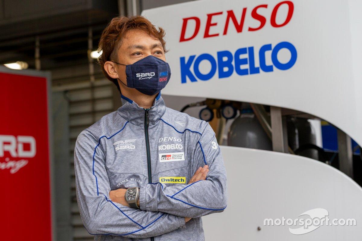 Juichi Wakisaka, team director(#39 DENSO KOBELCO SARD GR Supra)